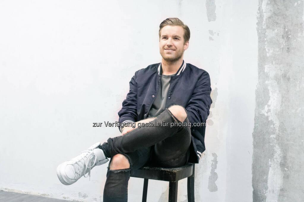 Andreas Mahringer (Record Bird-Gründer & -CEO) : Record Bird launcht den weltweit ersten Chatbot für Musik Releases : Fotocredit: Record Bird, © Aussender (25.05.2016)