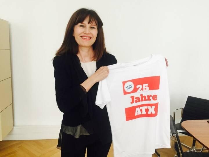 25 Jahre ATX - Birgit Kuras