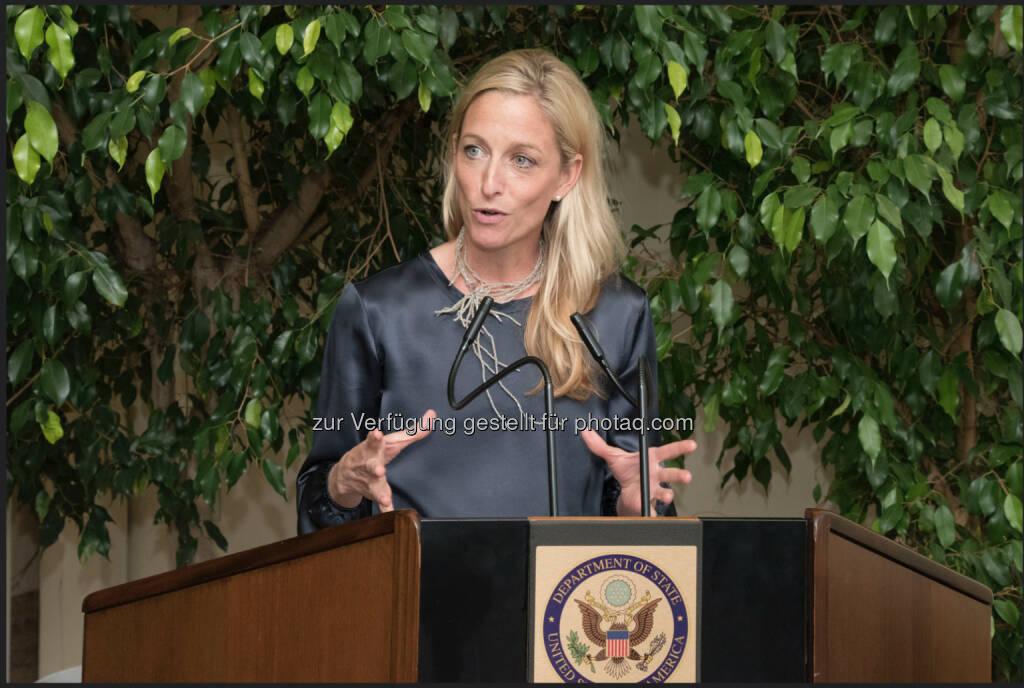 Alexa Wesner launcht Austria to Austin (c) U.S.Embassy Vienna via Flickr, © Aussender (30.05.2016)