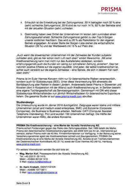 Prisma Die Kreditversicherung.: Wirtschaftsklima in Slowenien deutlich besser, Seite 3/3, komplettes Dokument unter http://boerse-social.com/static/uploads/file_1137_prisma_die_kreditversicherung_wirtschaftsklima_in_slowenien_deutlich_besser.pdf (31.05.2016)