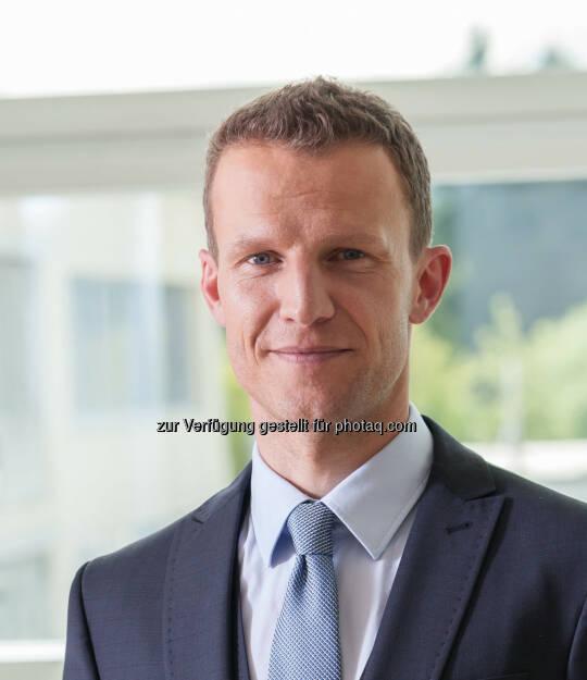 Oliver Oswald : Neuer Verwaltungsdirektor der Privatklinik Graz Ragnitz : Fotocredit: PremiQaMed Group/B. Schramm, © Aussendung (31.05.2016)
