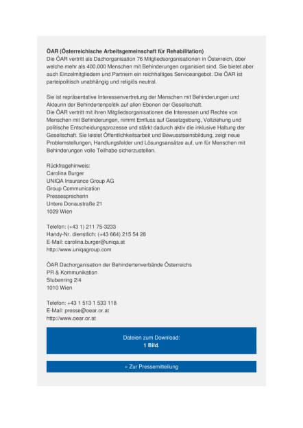 Uniqa: Unikate gesucht und gefunden, Seite 3/4, komplettes Dokument unter http://boerse-social.com/static/uploads/file_1141_uniqa_unikate_gesucht_und_gefunden.pdf (31.05.2016)