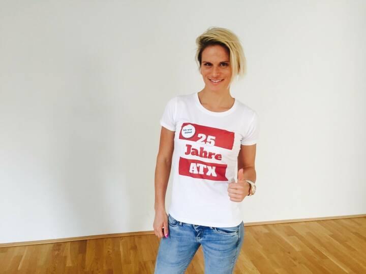 25 Jahre ATX - Elisabeth Niedereder