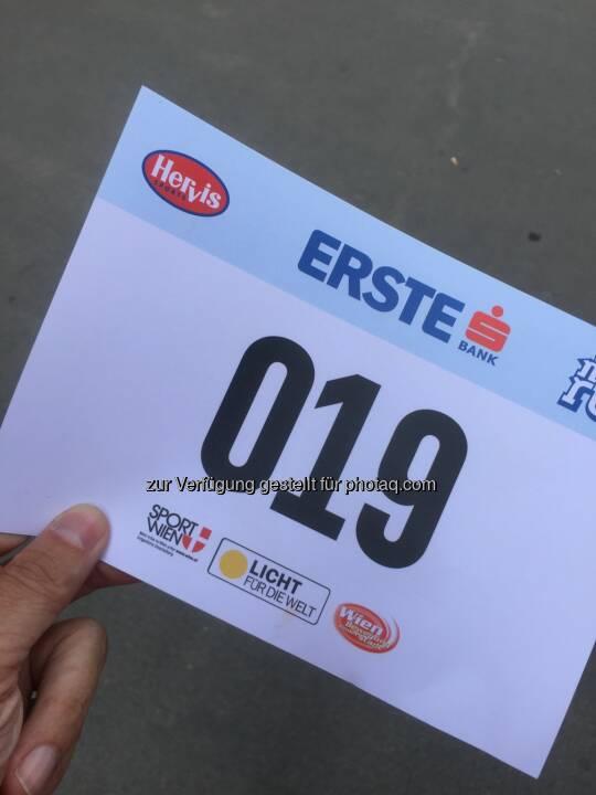 Im Vorjahr lief ich bei Wettbewerben 2x 5k deutlich unter 19, das ist weit weg