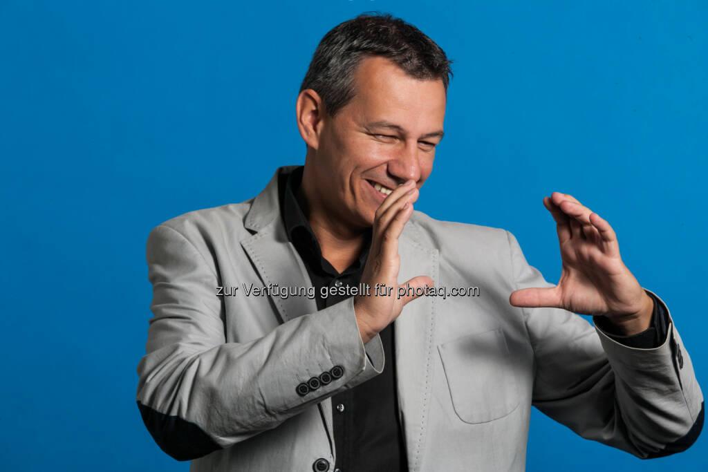 Thomas Stranig (MarkenProfiler & Stratege, GF Brandwork-Studios GmbH) : Saalbach - innovatives MarkenProfiling als zentraler Erfolgsfaktor : Fotocredit: BSW/Rauchenwald, © Aussender (01.06.2016)