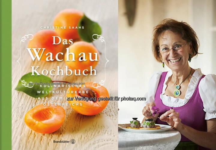 Christine Saahs : Wachau-Kochbuch zum weltweit besten regionalen Kochbuch gekürt : Fotocredit: Nikolaihof Wachau/Eisenberger