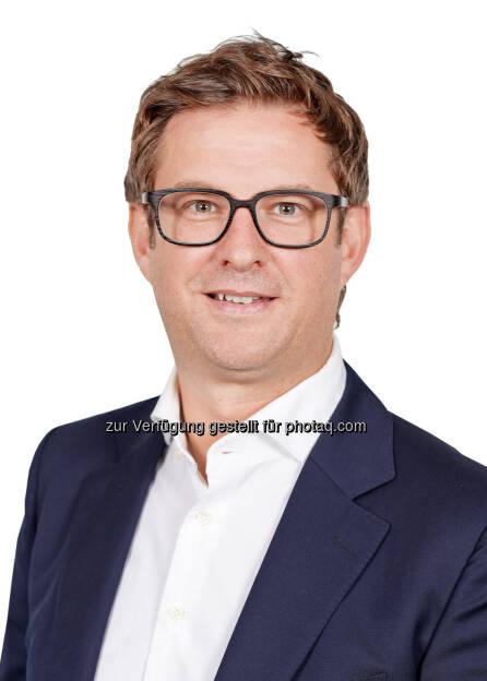 Hansjörg B. Gutensohn, GF Stämpfli GmbH : Erfolgreiche Migration, starke Positionierung: IT-Unternehmen Stämpfli GmbH zieht Bilanz über erstes Geschäftsjahr : Fotocredit: Stämpfli GmbH/Mittelberger, © Aussender (01.06.2016)