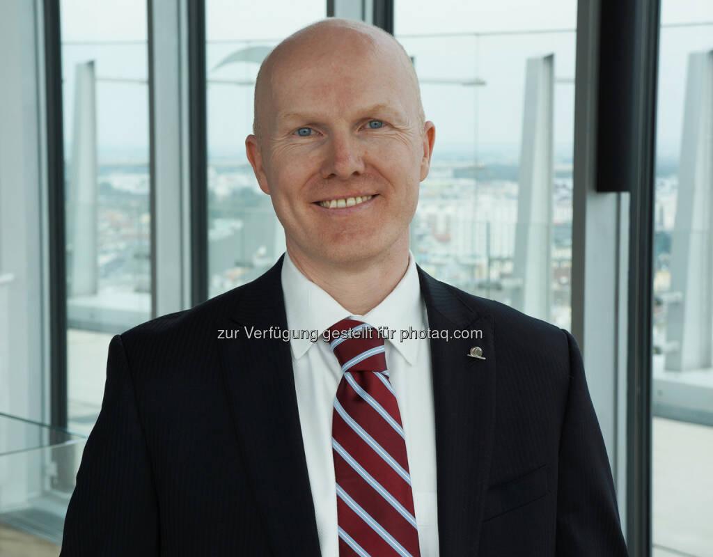 Alexander Bockelmann : Neuer Chief Digital Officer und IT-Chef bei Uniqa : Fotocredit: Uniqa/Gruber, © Aussendung (01.06.2016)