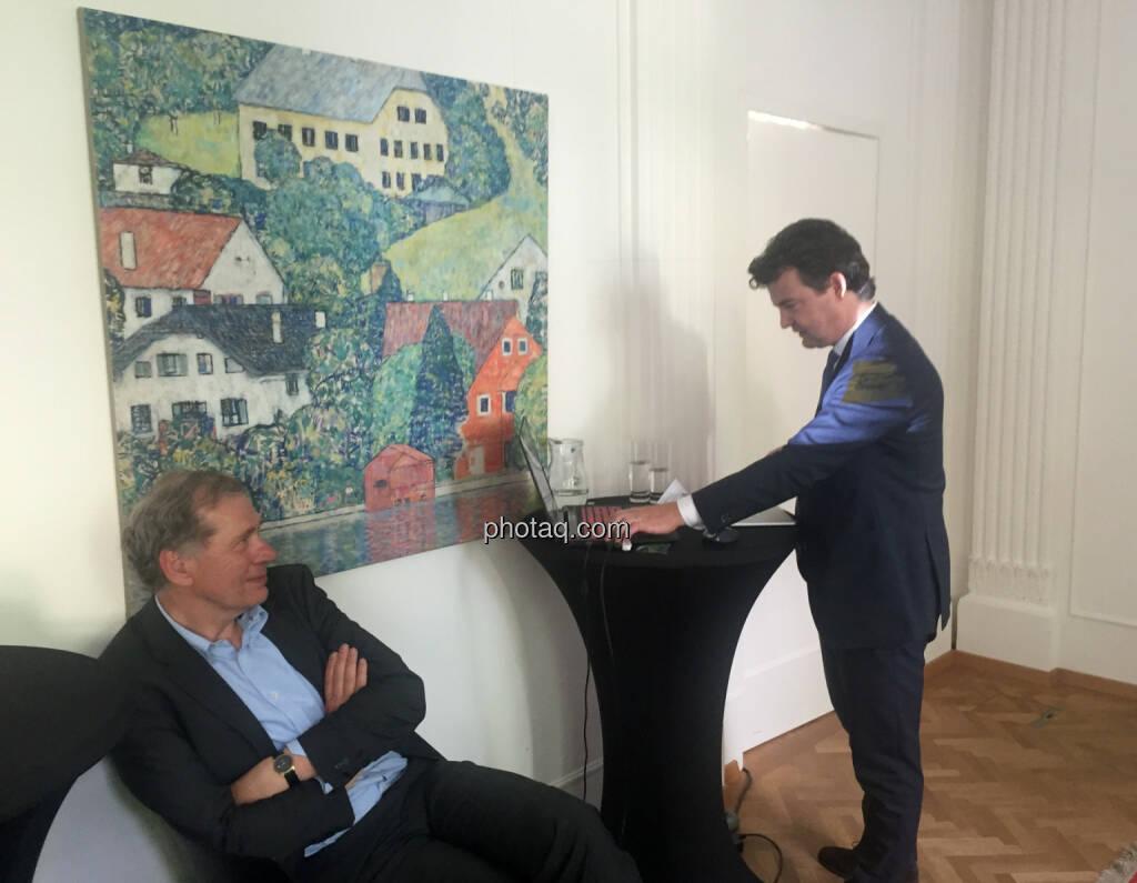 Wilhelm Rasinger (IVA), Marc Düngler (DSW), © photaq.com / Martina Draper (3), dazu Handybilder  (02.06.2016)