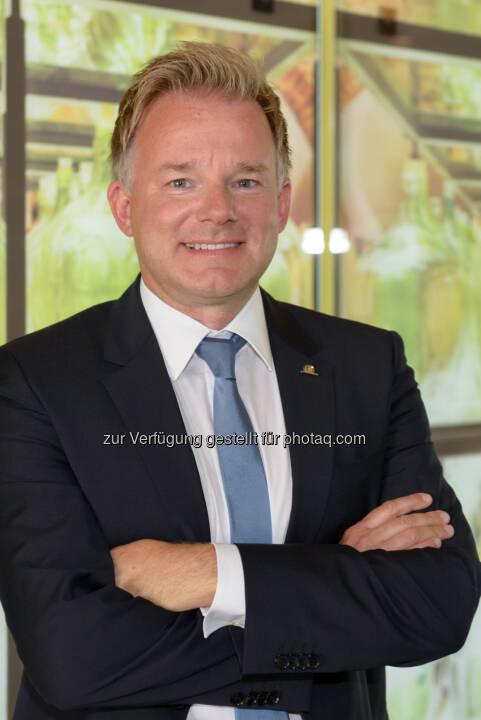 Peter Humer (Uniqa Landesdirektor Salzburg) : Uniqa: 2015 Nummer eins im Bundesland Salzburg : Fotocredit: Uniqa