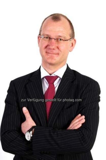 Igor Strehl verstärkt ab 29. April 2013 das Vorstandsteam der Sberbank Europe AG und übernimmt die Verantwortung für den Bereich Corporate Business & Investment Banking. Zuletzt war er Vorstandsvorsitzender der VTB Bank (Austria) in Wien (c) Aussendung (17.04.2013)