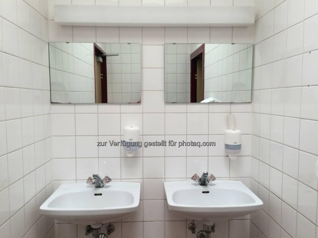 Trinkstop im Sportzentrum Alte Au (04.06.2016)