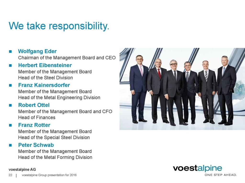 voestalpine - We take responsibility (06.06.2016)