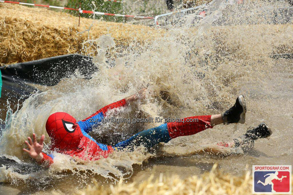 X-Cross Run, Spiderman, © Sportograf (06.06.2016)
