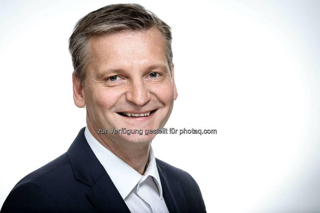 """Gordan Gajski übernimmt die Funktion des """"Director Content Management"""" bei LexisNexis Österreich : Fotocredit: © Sascha Osaka, © Aussender (07.06.2016)"""