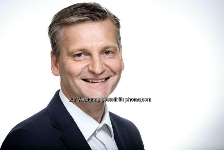"""Gordan Gajski übernimmt die Funktion des """"Director Content Management"""" bei LexisNexis Österreich : Fotocredit: © Sascha Osaka"""