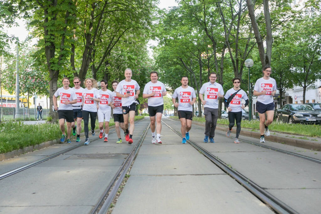 Yes  (25 Jahre ATX - Lauf in rot-weiss-rot ) (09.06.2016)