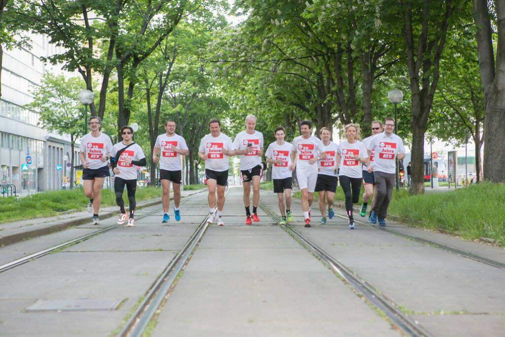 (25 Jahre ATX - Lauf in rot-weiss-rot ) (09.06.2016)