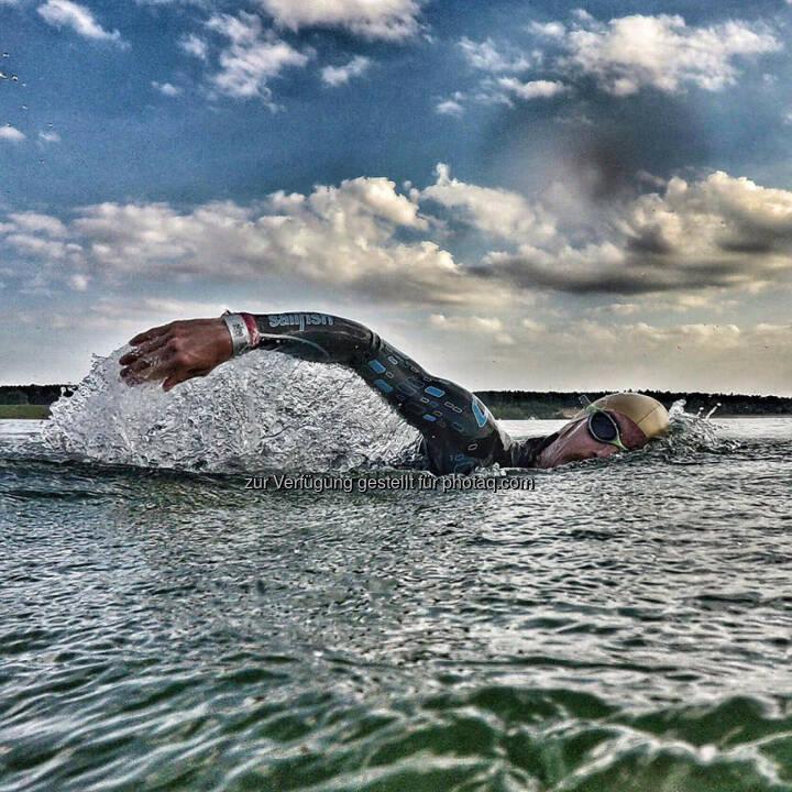 Florian Neuschwander, schwimmen, Wasser