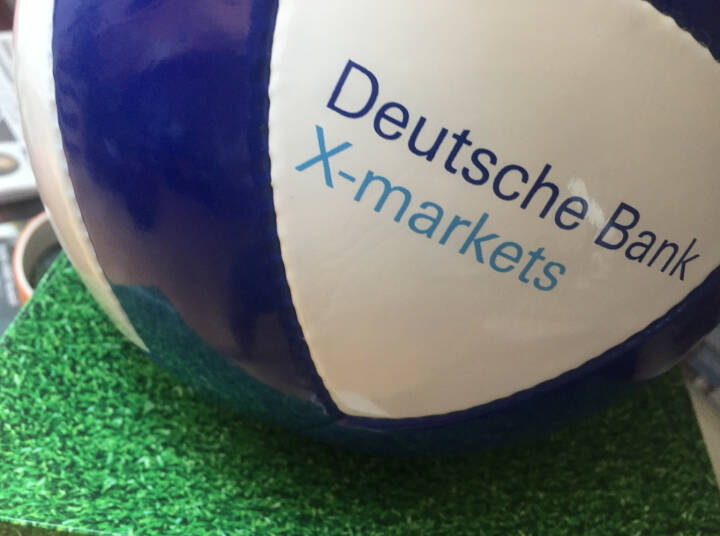 Deutsche Bank X-markets Fussball