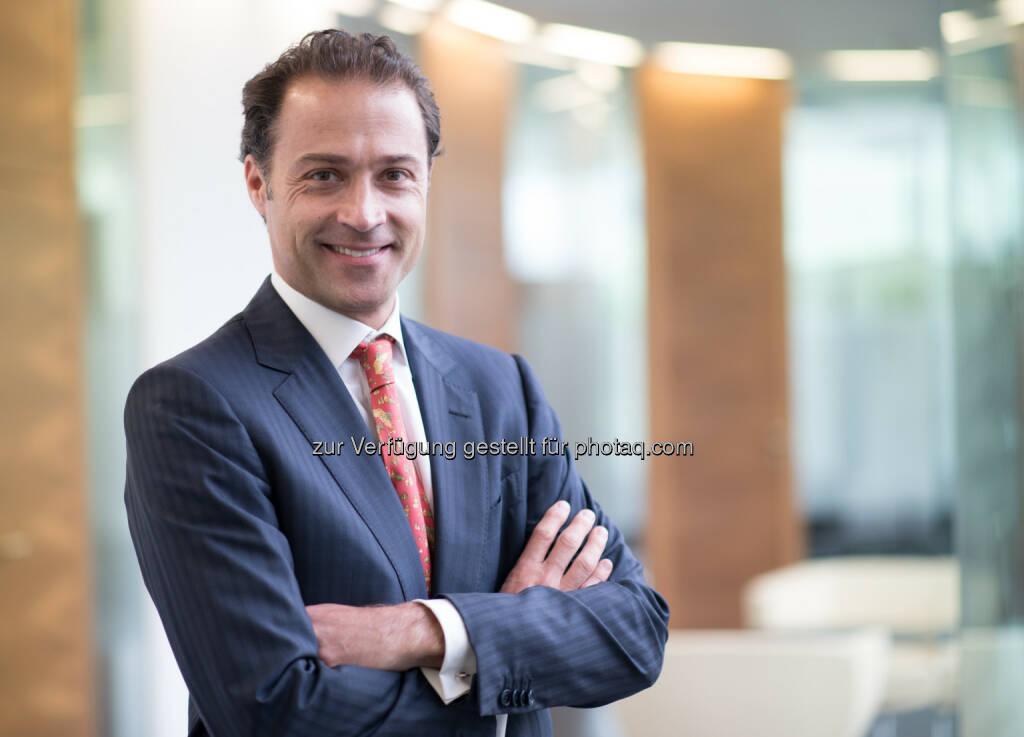 Manfred Stanek (47) wird mit 1. Juli 2016 die Leitung der umsatzstärksten Spartengesellschaft der Greiner Gruppe übernehmen : Fotocredit: Greiner Group, © Aussender (11.06.2016)