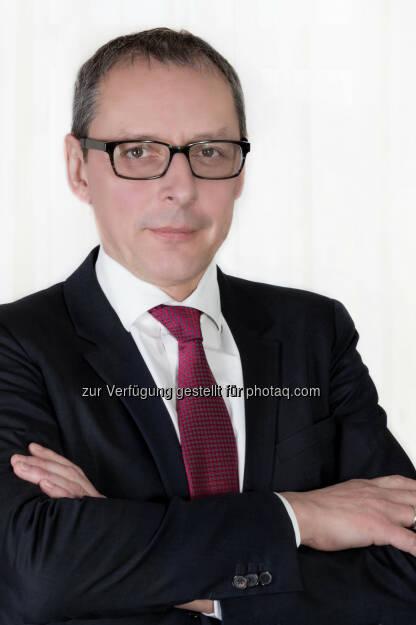 Wilhelm Celeda (Vorsitzender des Vorstands) : Raiffeisen Centrobank zum besten österreichischen Broker gewählt : Fotocredit: RCB, © Aussender (13.06.2016)