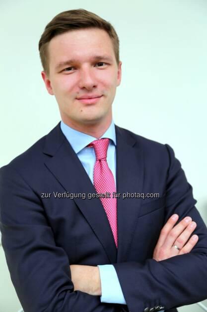 Kirill Vorobev : Neuer Geschäftsführer bei Licard Euroservices GmbH : Fotocredit: Kirill Vorobev, © Aussendung (13.06.2016)