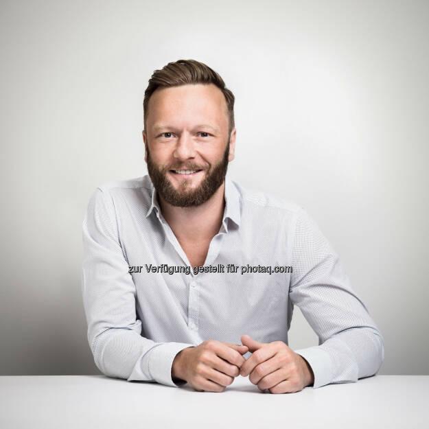 Alexander Wallenko, Geschäftsführer Promedico : Grazer Familienunternehmen Promedico gewinnt wichtigen deutschen Marketing Preis : Fotocredit: Promedico, © Aussendung (13.06.2016)