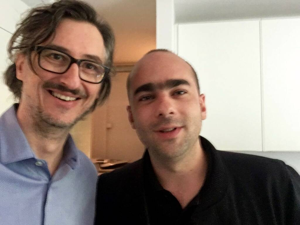 Josef Chladek, Thomas Sauvin (photo: Josef Chladek) (13.06.2016)