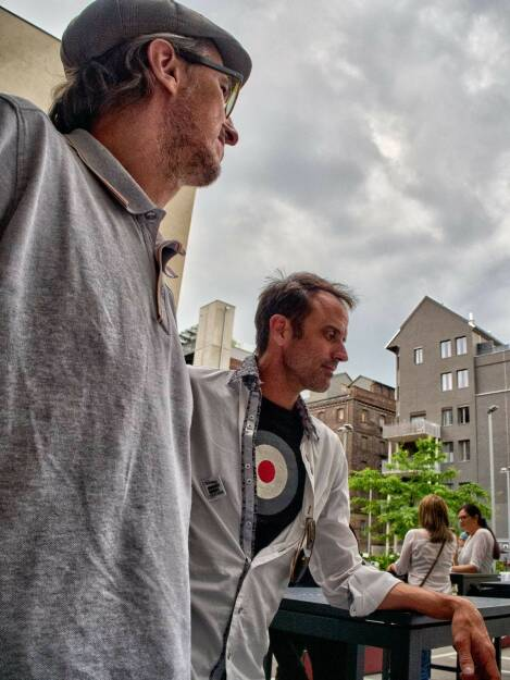 Josef Chladek, Andrew Phelps (photo: Helfried Valenta) (13.06.2016)