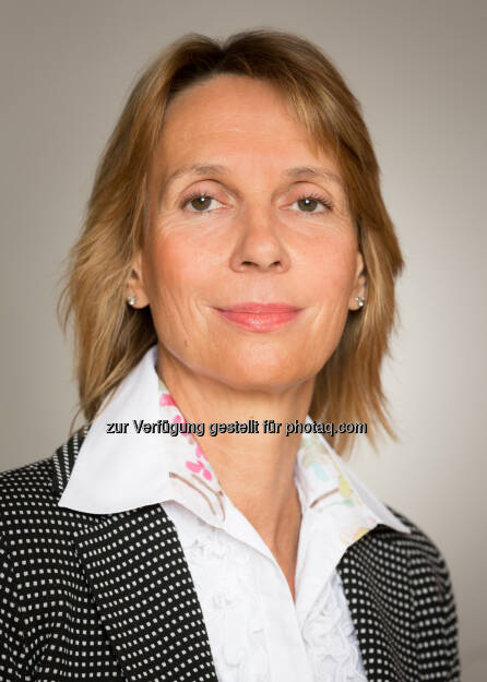 Sabine Möritz-Kaisergruber : Erste Präsidentin des neu gegründeten Biosimilarsverband Österreich/BiVÖ : Fotocredit: SMK/Huger, © Aussender (16.06.2016)