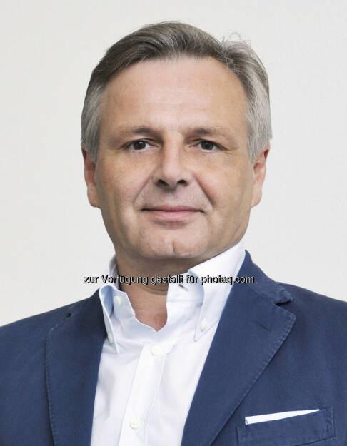 Ferdinand Maier (GF & Eigentümer, ruwido) : Ausgezeichnete Markenführung - ruwido erhält German Brand Award 2016 : Fotocredit: ruwido austria gmbh, © Aussendung (17.06.2016)