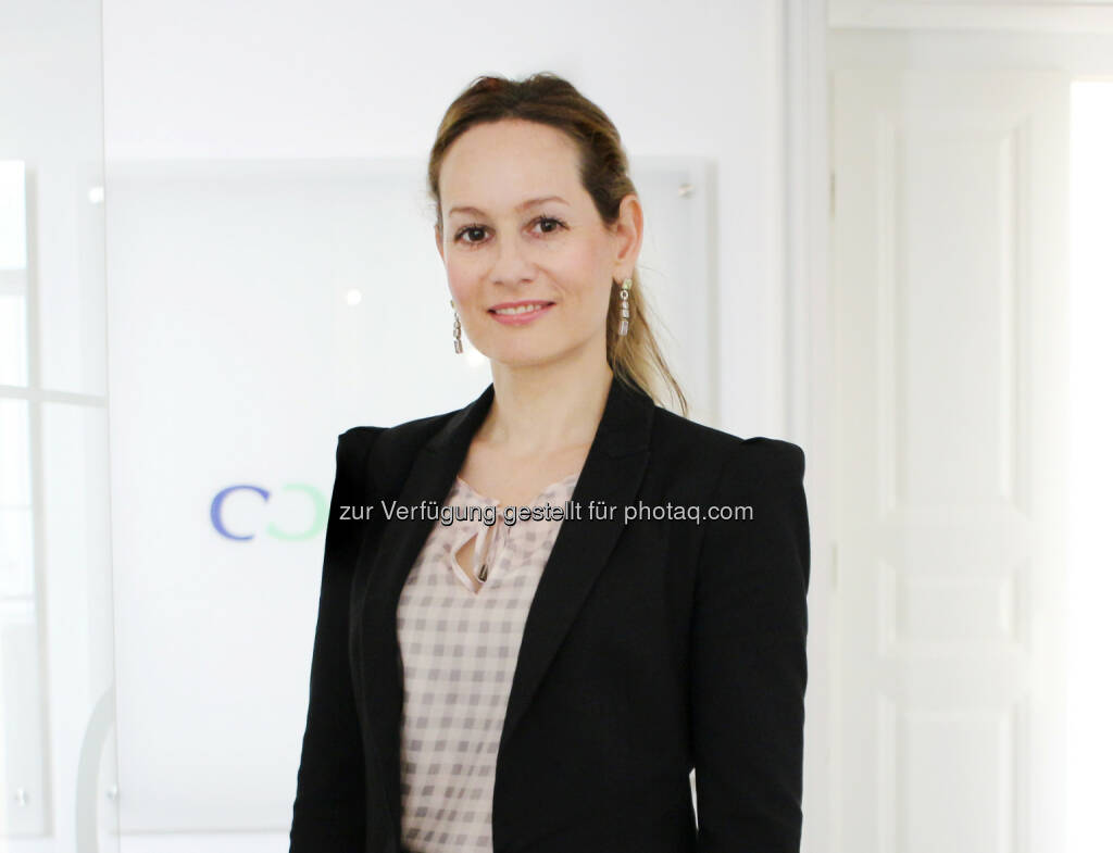 Mona Chirazi wird Partnership Manager Banking and Financial Institutions bei Coface : Fotocredit: Coface/Gadnik Bianca, © Aussender (17.06.2016)