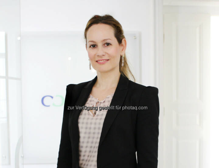 Mona Chirazi wird Partnership Manager Banking and Financial Institutions bei Coface : Fotocredit: Coface/Gadnik Bianca