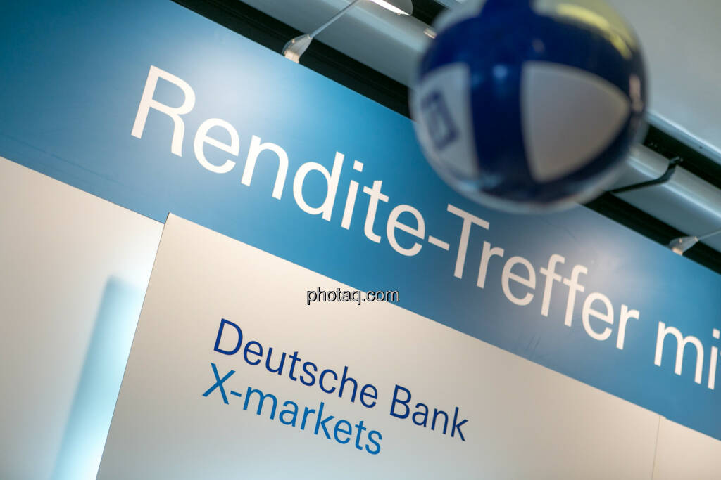 Deutsche Bank, X-markets, © photaq.com (18.06.2016)
