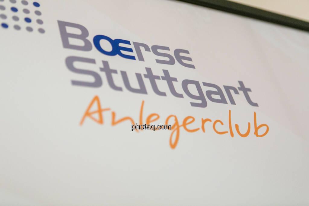 Boerse Stuttgart Anlegerclub, © photaq.com (18.06.2016)