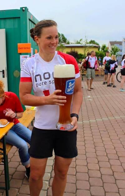 Prost Sieg in Vösendorf Tanja Stroschneider, © Tanja Stroschneider (19.06.2016)