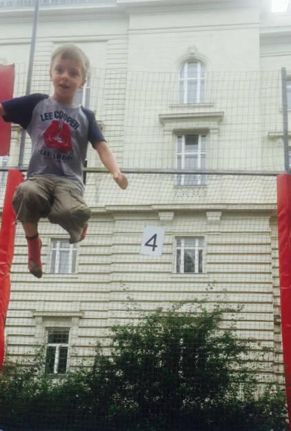 Vier Sprung, © diverse photaq (20.06.2016)