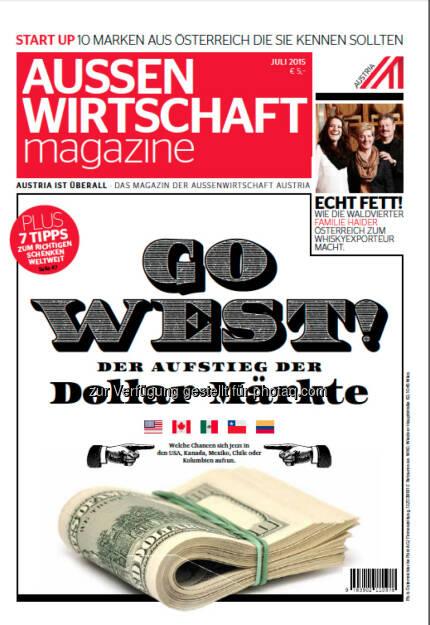 """""""Aussenwirtschaft magazine"""" aus dem Industriemagazin Verlag holt Silber beim BCM-Award in Hamburg : Fotocredit: Fotolia, © Aussendung (20.06.2016)"""
