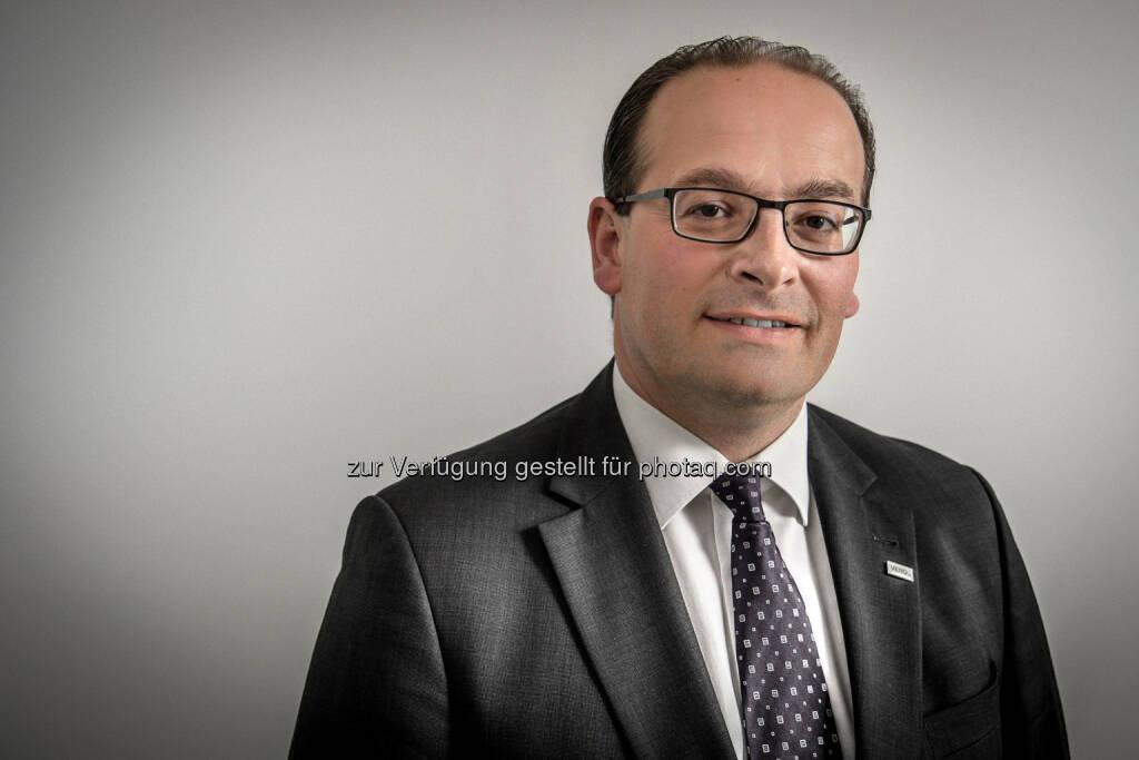 Oliver Fuss ist neuer Geschäftsleiter von VERO in Niederösterreich : Fotocredit: VERO, © Aussendung (21.06.2016)