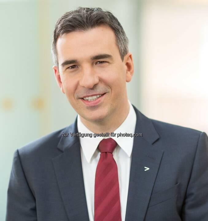 Michael Zettel ist neuer Country Managing Director bei Accenture Österreich: Fotocredit: Accenture/Draper