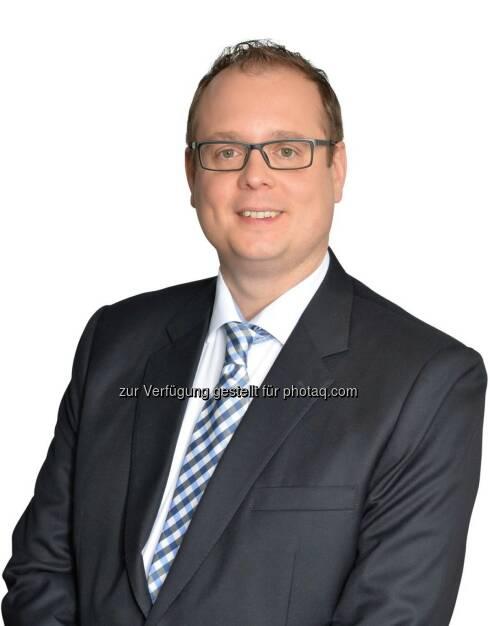 Thomas Windhager, Versicherungsexperte bei PwC Österreich : PwC Studie: Wie Big Data & Analytics die Versicherungsindustrie revolutioniert : Fotocredit: PwC/OresteSchaller.com, © Aussender (21.06.2016)