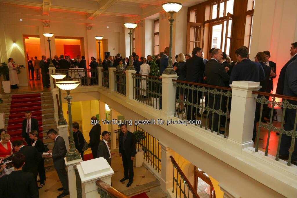 Wiener Börse Preis 2016 im Palais Niederösterreich (Bild: Wiener Börse, Richard Tanzer) (21.06.2016)
