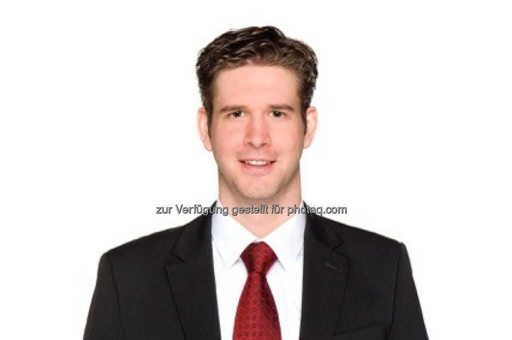 Christian Fischer, Partner von I-CV und Mitautor der Studie : I-CV Bankenstudie 2016 : Nicht für alle Banken Licht am Ende des Tunnels : Fotocredit: Independent Credit View AG für A und D, © Aussender (22.06.2016)