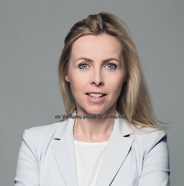Karin Kafesie : Aon in Österreich besetzt Schlüsselfunktionen neu : Karin Kafesie verantwortet Unternehmenskommunikation und Marketing : Fotocredit: Marlene Fröhlich, © Aussender (22.06.2016)