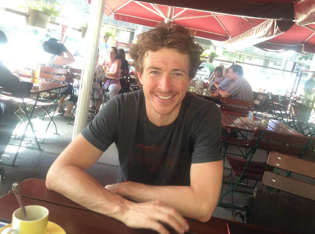 Mit Michael Szymoniuk über Sport (Nora) und Apps philosophiert (22.06.2016)