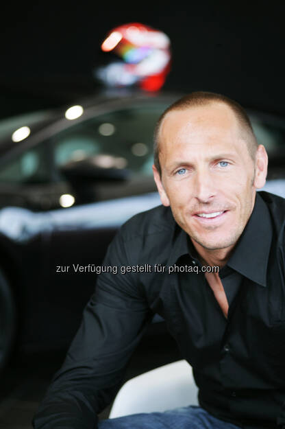 Michael Stadlmann, Gooix Group Trading GmbH: Gooix gerettet – Investor Alex Schütz steigt bei Uhren- und Schmuckproduzent ein (C) Gooix, © Aussender (23.06.2016)