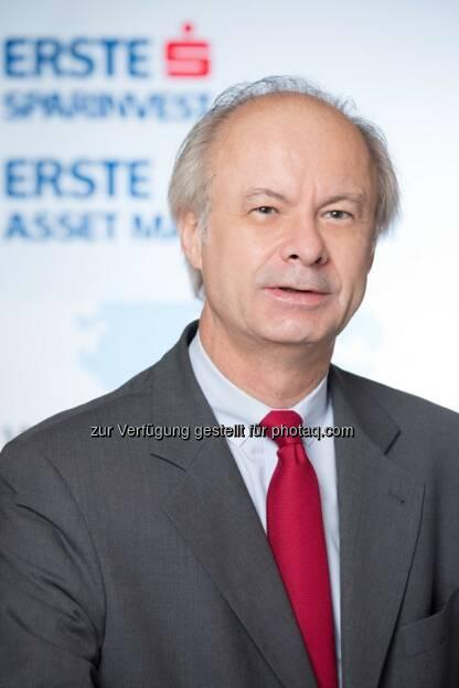 """Peter Szopo, Aktien-Chefstratege, Erste Asset Management : """"Finanzmärkte nach Brexit-Referendum unter Druck"""" : Fotocredit: Erste Asset Management, © Aussender (24.06.2016)"""