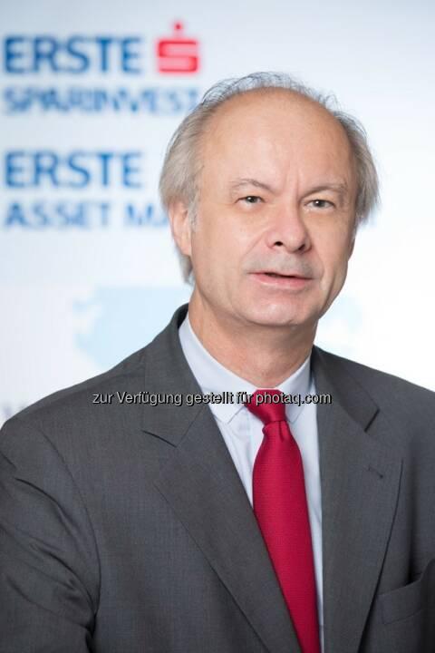 """Peter Szopo, Aktien-Chefstratege, Erste Asset Management : """"Finanzmärkte nach Brexit-Referendum unter Druck"""" : Fotocredit: Erste Asset Management"""