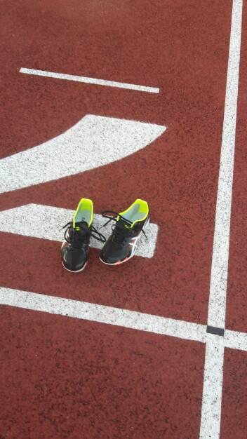 Start 7 Schuhe by Carola Bendl-Tschiedel, © Carola Bendl-Tschiedel (26.06.2016)